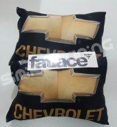 Chevrolet Boyun Yastığı Sticker Hediye