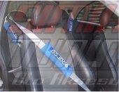 Honda Kırmızı Kemer Pedi 2 Adet-3