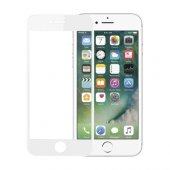 Sunix Emirtech Apple İphone 7 5d Kavisli Temperli Cam Full Ekran