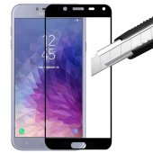 Samsung J4 2018 5d Kırılmaz Ekran Koruyucu
