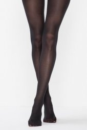 Penti Kadın Siyah Mikro 40 Den Külotlu Çorap...