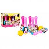 Barbie Bowling Seti