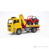 Bruder MAN Araba Çekici & Jeep - BR02750-5