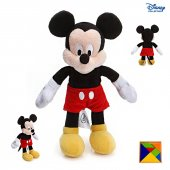Disney Lisanslı Mickey Mouse Oyuncak Orta Boy...