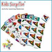 Kids Surprise Renkler Ve Görsel Hafıza
