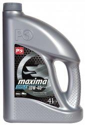 Petrol Ofisi Maxima Plus 10w40 Motor Yağı 4 Lt