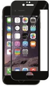 Iphone 7 Plus 4d Cam Koruma Kavisli Siyah Renk