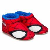 Orijinal Örümcek Adam Çocuk Panduf Ev Kreş Ayakkabısı 90214
