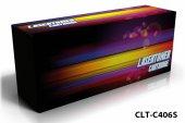 Samsung CLT-C406S Mavi Muadil Toner