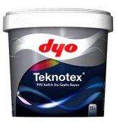 Dyo Teknotex Dış Cephe 15 Lt (Tüm Renkler)