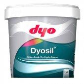Dyo Dyosil Dış Cephe 7,5 Lt ( TÜM RENKLER )