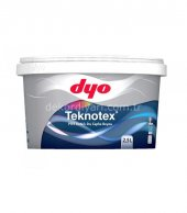 Dyo Teknotex Dış Cephe 2,5 Lt (Tüm Renkler)