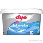 Dyo Teknoplast İç Cephe Boyası 2,5 Lt(Tüm...