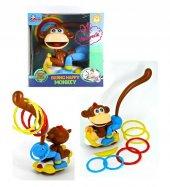 Oyuncak Pilli Işıklı Ses Fonksiyonlu Maymun 35...