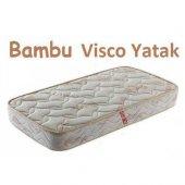70x140 Ortopedik Visco Bambu Yaylı Çocuk Yatağı 70x140 Bebek Yatağı 70x140 Çocuk Yatağı