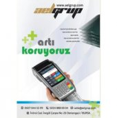 Ingenico iwe 280 Dokunmatik Ekran Koruyucu