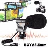 BOYA BY-VM01 Shotgun Condenser Mikrofon-3