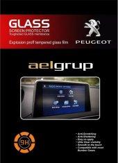 Peugeot 3008 Multimedya Dokunmatik Ekran Koruyucu
