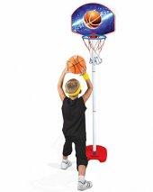 Ayaklı Basketbol Seti Oyuncak Boyu Uzar Dede 03407-3