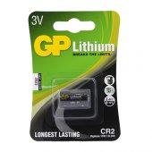 Gp Cr2 3v Lithium Pil 1li