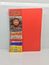 ıdea Notebook 7 Konulu Karli Ve Çizgili