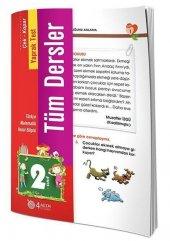 2.Sınıf Tüm Dersler Yaprak Test  4 Adım Yayınları