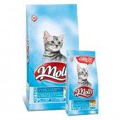 Molly Yavru Kedi Maması 2,5 Kg   12 Aya Kadar Sütten Kesilmiş