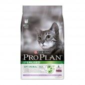 Pro Plan Sterilised Hindili Kısır Kedi Maması 10 Kg