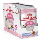 Royal Canin Jelly Kitten Yaş Yavru Kedi Maması...