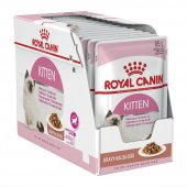 Royal Canin Kitten Yavru Yaş Kedi Maması 85 Gr...