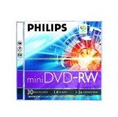 Phılıps 1.4 Gb 2 X Tekli Kutulu 30mın Mini Dvd...
