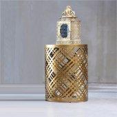 Metal Ayaklı Royal Yan Sehpa
