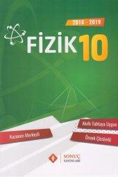Sonuç Yayınları 10. Sınıf Fizik Kazanım Merkezli Soru Bankası Set