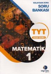 çağrışım Yayınları Tyt Matematik 1 Kolaydan Zora Soru Bankası