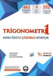 Yüzde Yüz Trigonometri 1 Konu Özetli Çözümlü Kitapçık