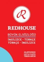 Redhouse Büyük Elsözlüğü İng Türk Türk İng