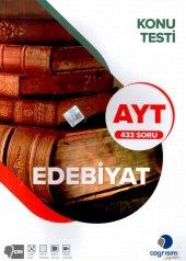 çağrışım Yayınları Ayt Edebiyat 433 Konu Testi
