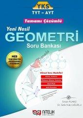 Tyt Ayt Yeni Nesil Geometri Tamamı Çözümlü Soru Bankası Nitelik Y