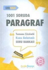 Cevdet Özsever 1001 Soruda Paragraf Tamamı Çözümlü Konu Anlatımlı