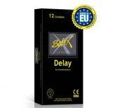 Safex Condom Geciktirici Kremli - 12´li Paket