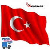Türk Bayrağı Kumaş 70x105 cm 1.sınıf 70*105 bez bayrak