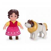 heidi ve köpeği joseph sevimli dev köpek ve şirin dağlar kızı-3