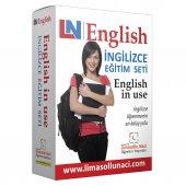 Limasollu Naci English In Use İngilizce Seti ve 3 Ay Online İngilizce Kursu