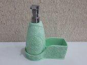 Polyester Sıvı Sabunluk Banyo Mutfak