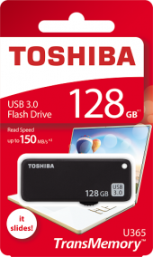 Toshiba Transmemory 128 Gb Usb 3.0 Bellek (Yamabiko)