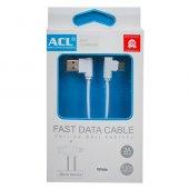 Acl Ac V8 01 Usb Hızlı Veri Ve Şarj Kablosu