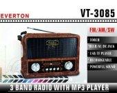 Everton Rt 817 Müzik Kutusu,fm Radyo, Usb, Sd, Mp3 Player
