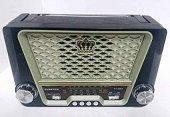 Everton VT-3082 Bluetooth, 3 Band Radyo,Usb, Sd, 6 Led Fener,Şarj
