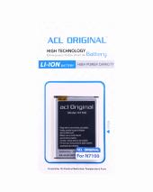 Acl Samsung Galaxy N7100 Original Batarya