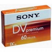 Sony Mini Dv 60 Kamera Kaseti 5li Paket